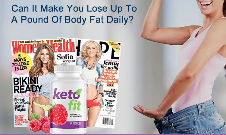 Keto Fit weight loss pills review