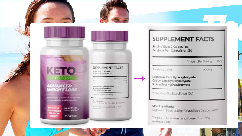 best keto pills facts