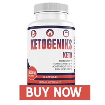 Ketogeniks Keto Pills Review